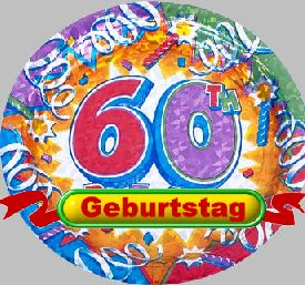 60 Geburtstag Glueckwuensche Gedicht