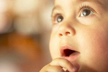 Baby Geburt Gesicht Glückwunsch