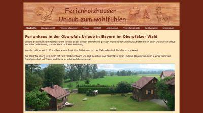 CMS professionell Webseiten erstellen Ferienhaus Oberpfalz Bayern