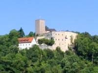 Falkenstein Burg Ritteressen