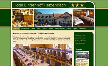 Referenzen Webdesign Vermieter Hotels Pensionen Cham Regensburg Lindenhof