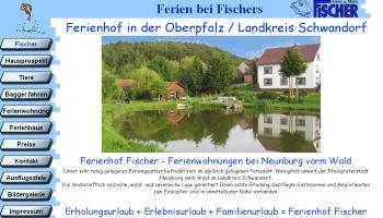 Referenzen Webdesign Ferien Urlaub Vermieter Homepage Ferienhof Landkreis Schwandorf