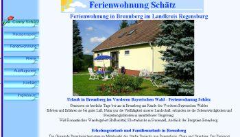 Webseiten Erstellung Optimierung und Pflege von Vermieter Webseiten - Ferienwohnung Brennberg