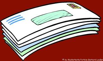 Vorlagen Musterbriefe gratis